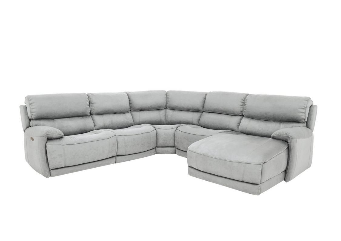 Motive Fabric Corner Chaise Power Recliner Sofa Power Reclining Sofa Reclining Sofa Recliner Corner Sofa