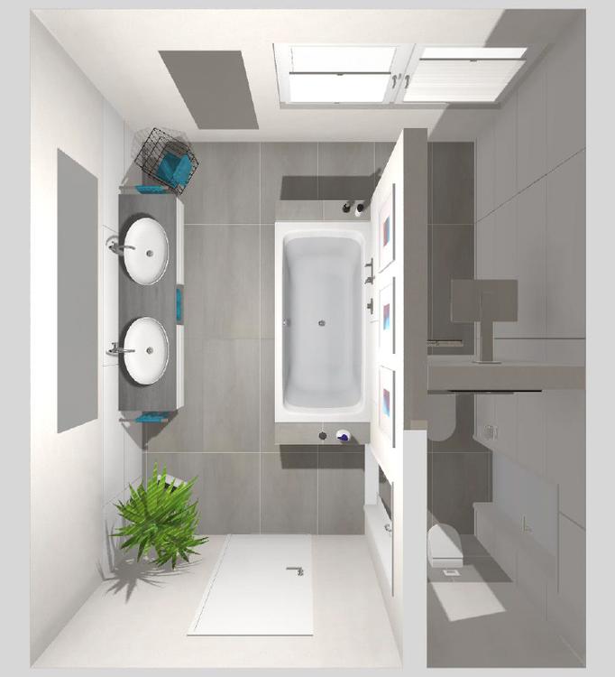 Frieling Das Badezimmer Mit T Losung 15 Qm Badezimmer Bauen Badezimmereinrichtung Badezimmer