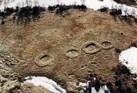 Spår från 10 000 år - Iron Age 500 BC - 1050 AD