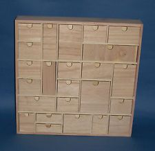 New Mini Wooden Chest Of Drawers
