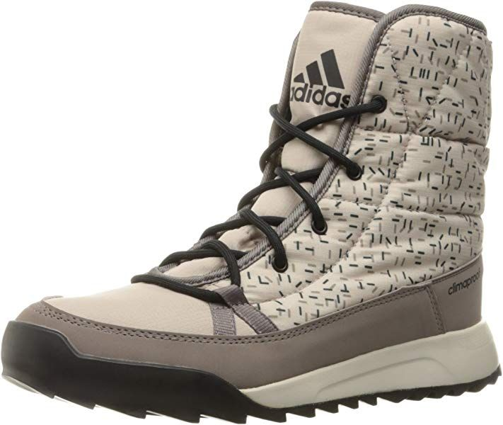 861c4b442c0ec Amazon.com | adidas outdoor Women's CW Choleah Insulated CP Snow Boot,  Reflective/Black, 5 M US | Snow Boots