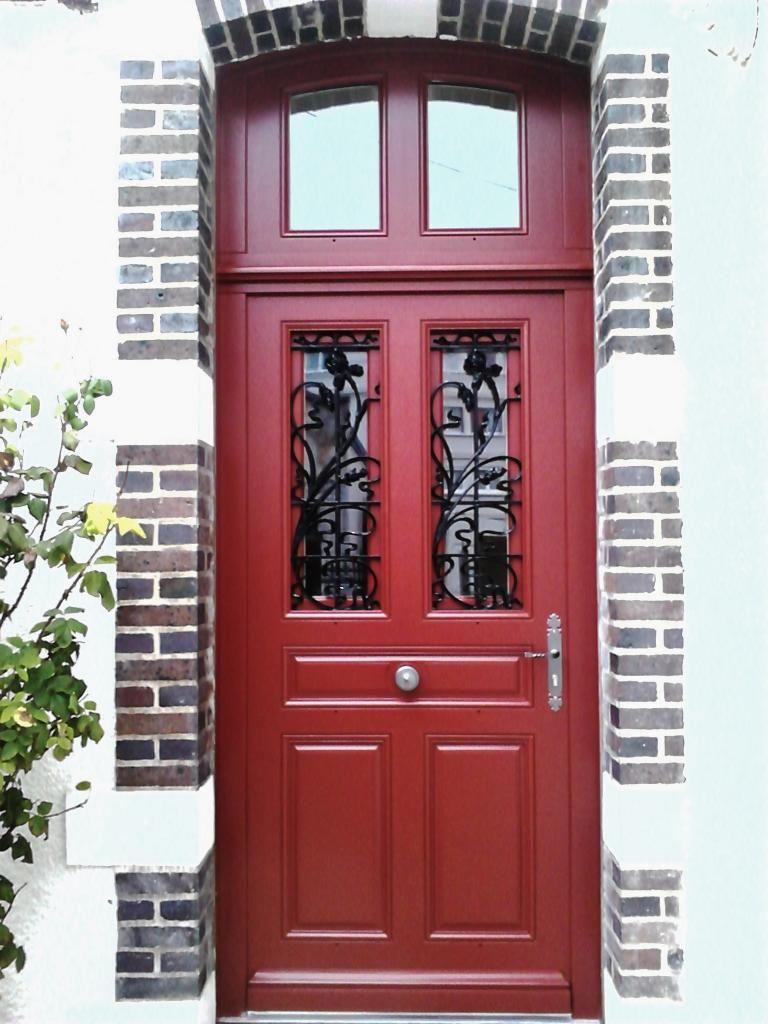 Porte 1900 portes et ouvertures en 2019 pinterest portes porte entree maison et entr e maison - Porte appartement bois ...