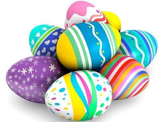 Como Decorar Huevos De Pascua Facil