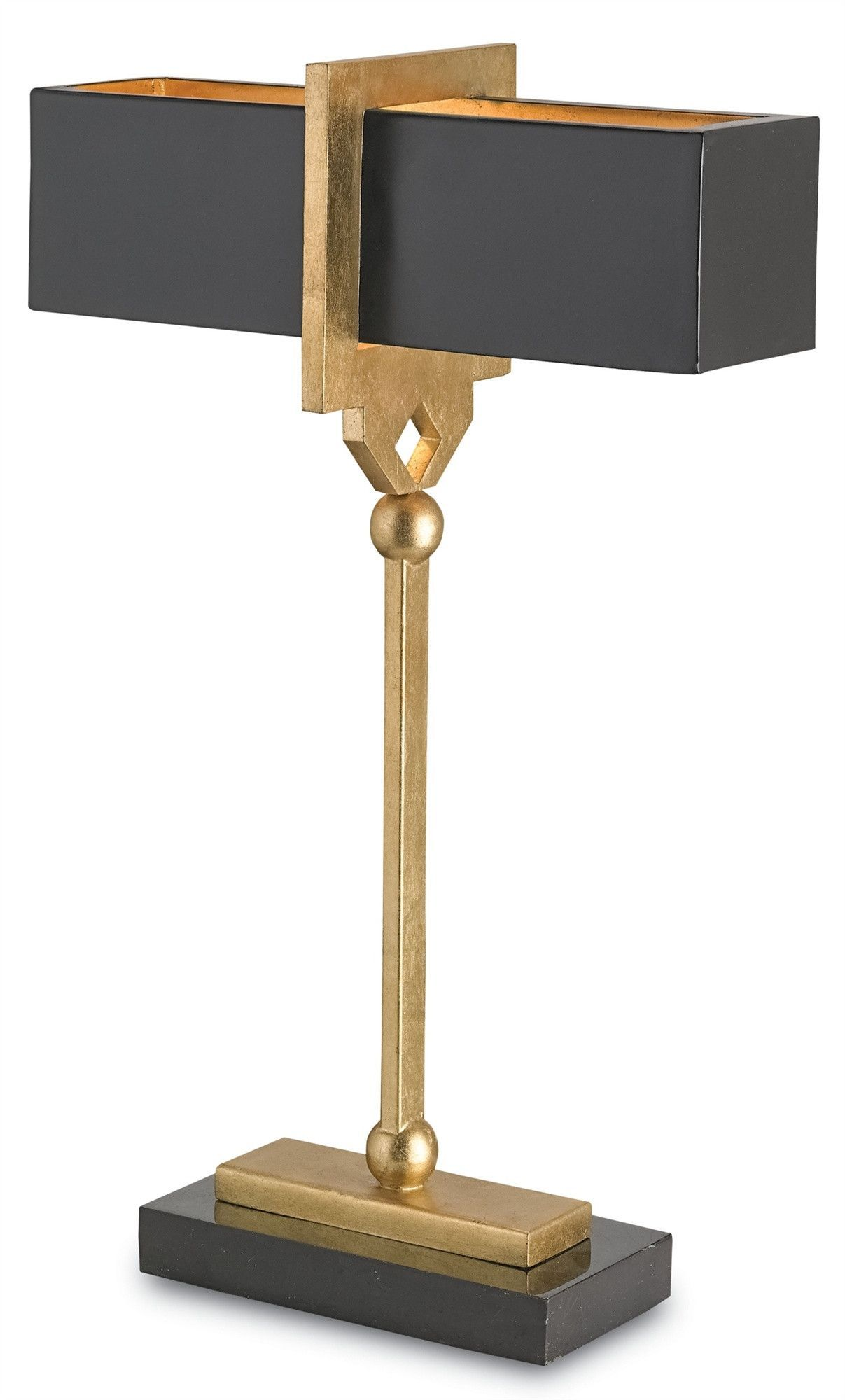 Currey Company Apropos Table Lamp, Small