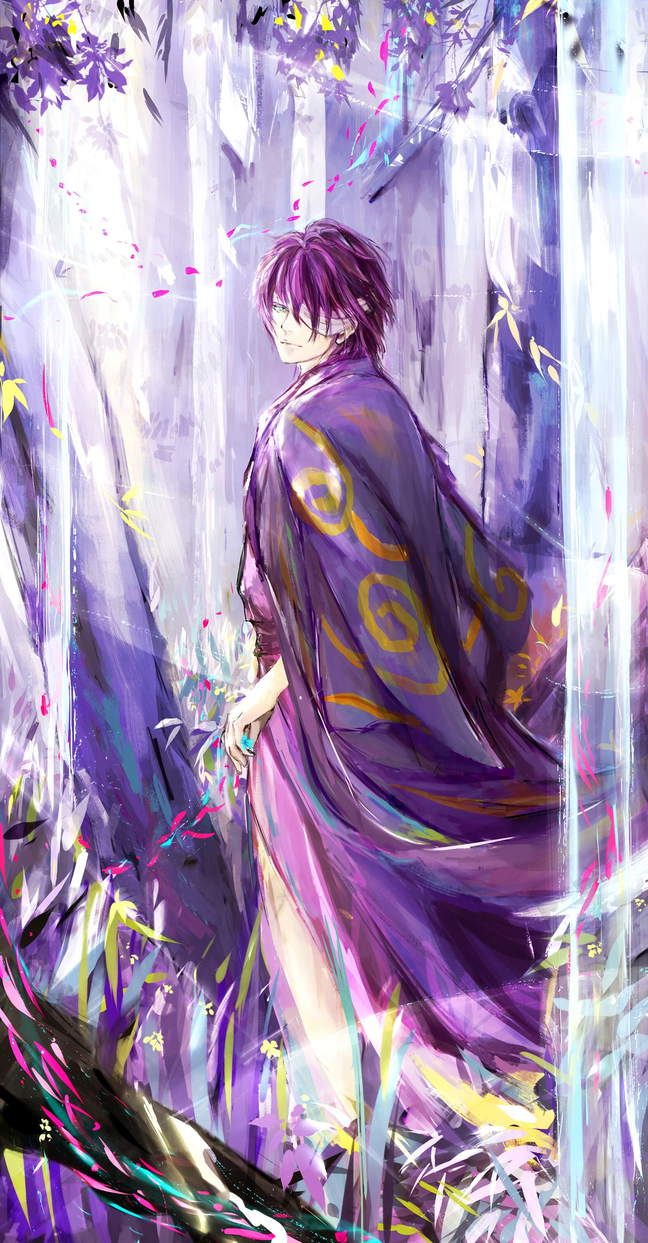 Takasugi Shinsuke Gintama Wallpaper Anime Anime Images