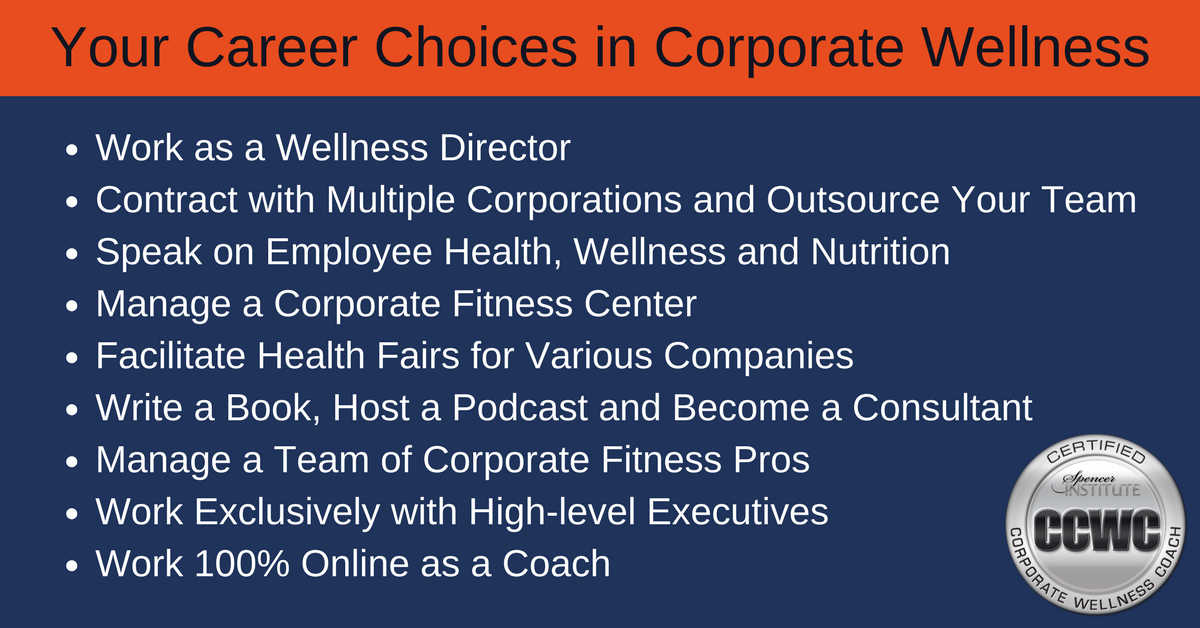 corporate wellness coach certification | programming, wellness ...