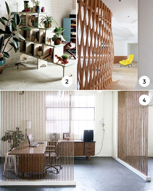 5 Beautiful Ways To Divide Your Room Without Walls The Interior Collective Room Divider Walls Portable Room Dividers Interior
