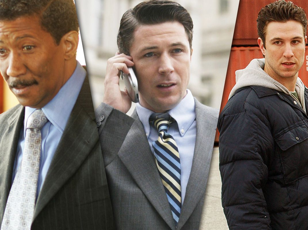 The Wire Cast Was Everywhere This TV Season -- Vulture | The Wire ...