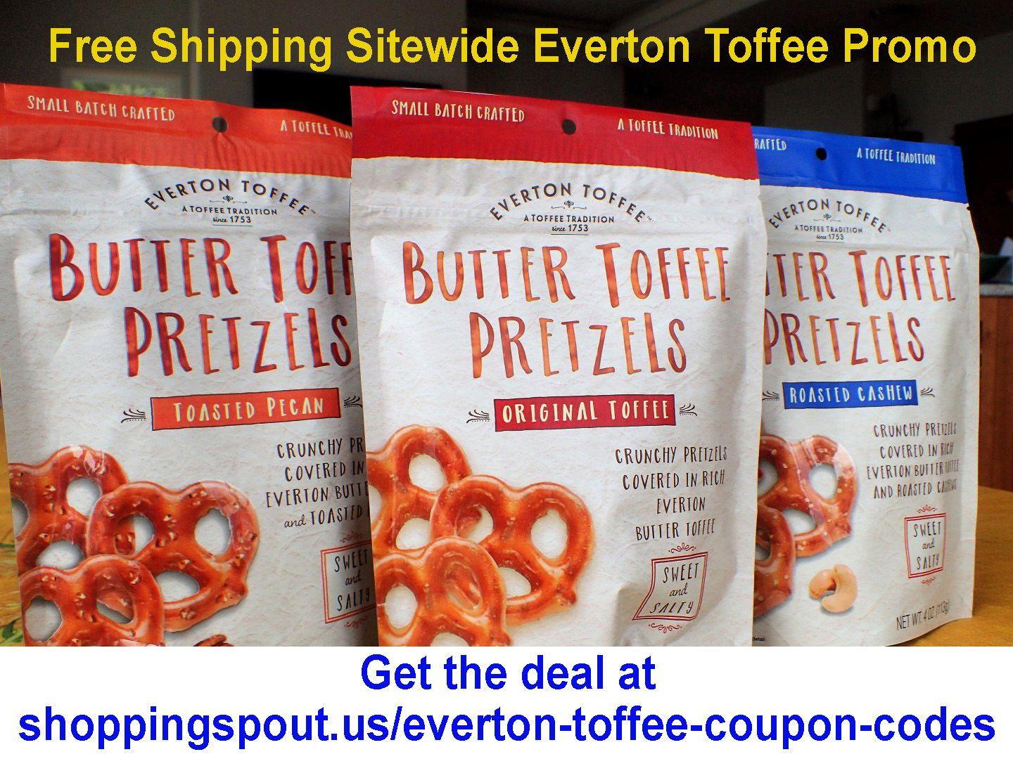 For Everton Toffee Free Shipping Just Visit Our Site By Clicking The Picture Pretzel Toffee Butter Toffee Real Food Snacks