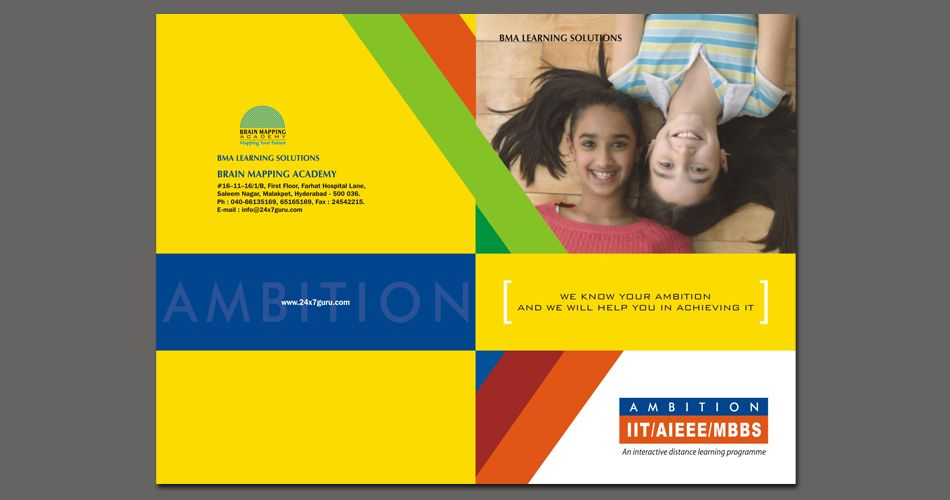 Educational Brochure Design Inspiration  Google Search  Big