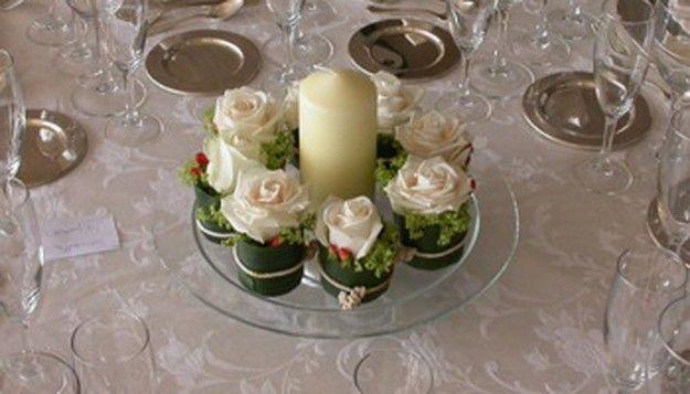 Centrotavola Economici Matrimonio Idee Low Cost Ethnic Recipes Table Decorations Candles