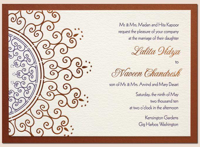 17 Best images about Wedding Invitation Design on Pinterest ...