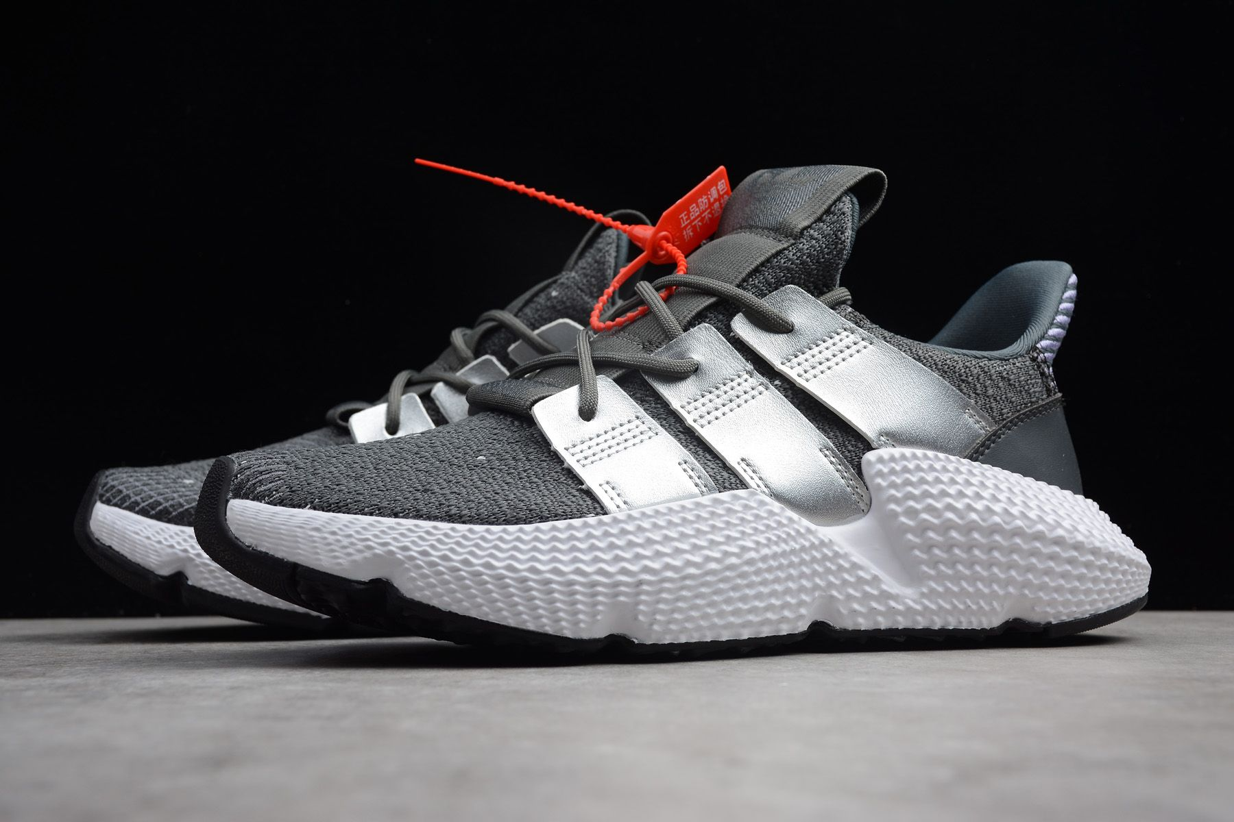 6bb0999f adidas Originals Prophere UNDFTD Grey/Silver D96613 in 2019 | adidas ...