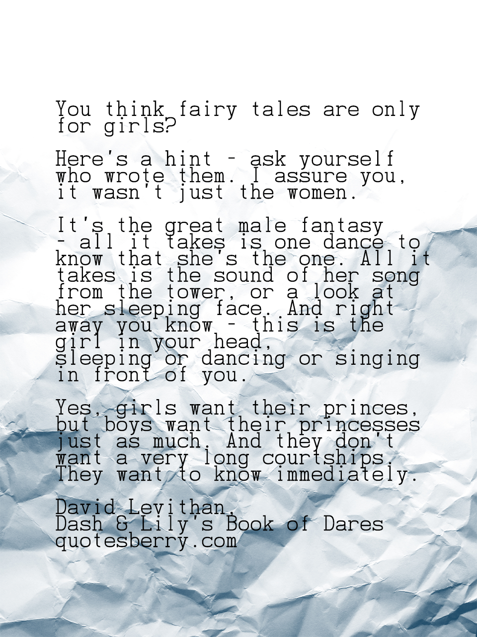 quotes about fairy tales tumblr - Google Search