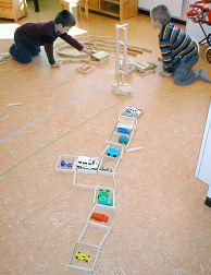 Förskola och förskoleklass | NCM:s och Nämnarens webbplats