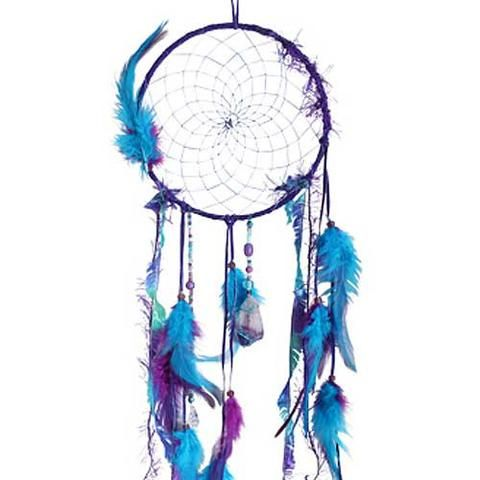Dream Catchers Made By Native Americans Large Six Inch Magical Dream Catcher Native American Ojibway 8