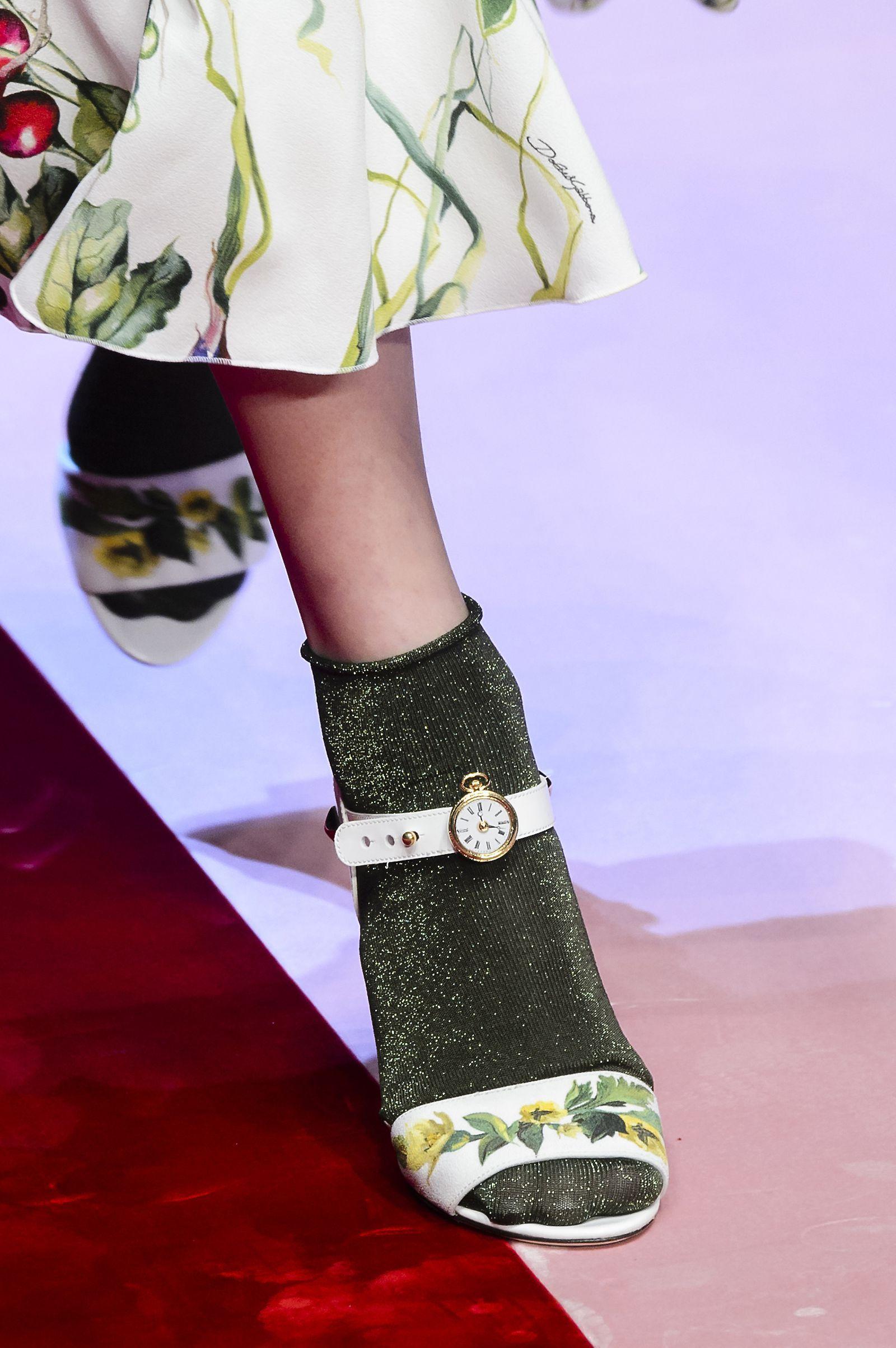 Le scarpe più cool della Primavera Estate 2018 sono quelle