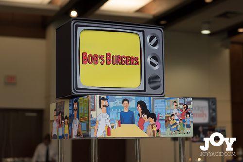TV Shows Theme Bar Mitzvah Centerpiece