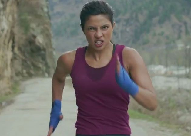 In Mary Kom Trailer, Priyanka Chopra is the Girl Who Played With Fire.