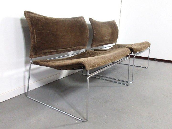 Stahlrohr Sessel stahlrohr sessel 70er jahre vintage möbel restaurierung