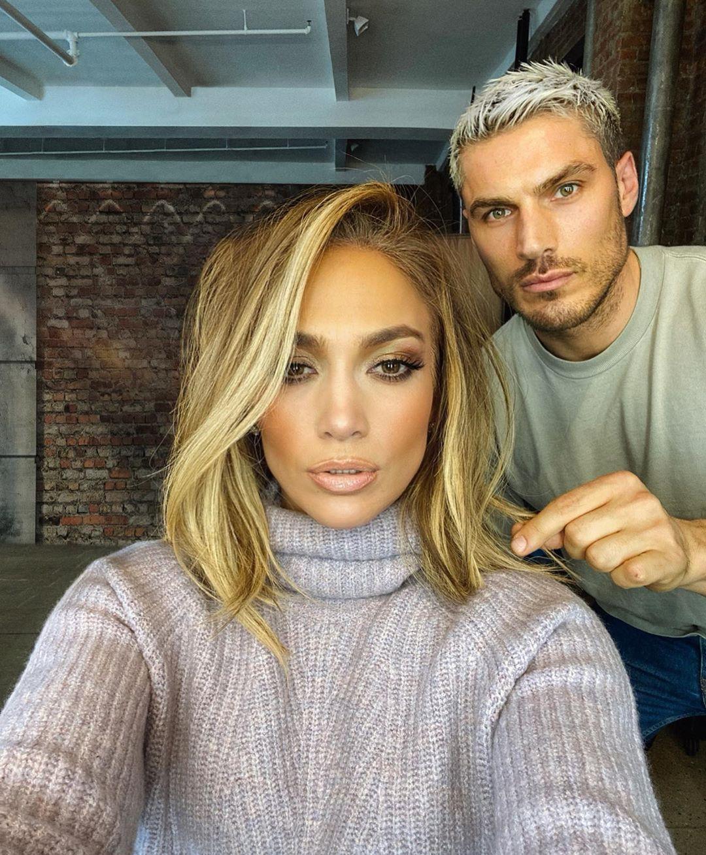 Jennifer Lopez se hizo un bob asimétrico y nos urg