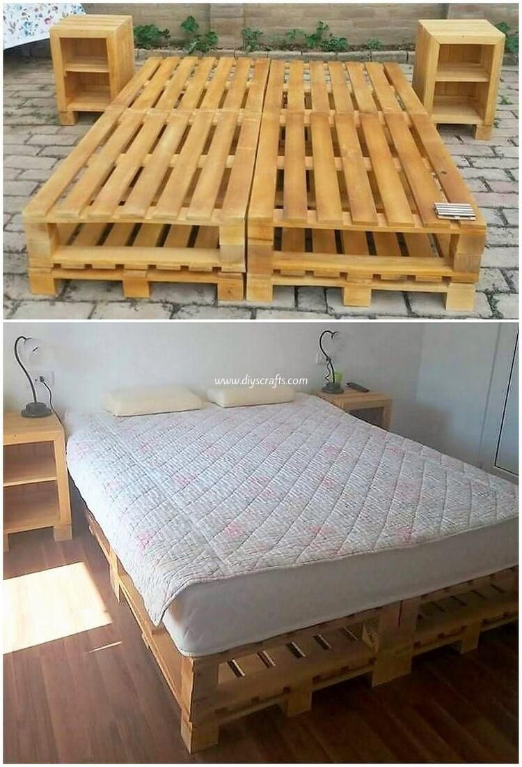 Implausible Diy Wood Pallet Furniture Ideas And Designs Moveis