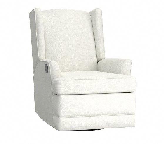 Outstanding Modern Wingback Swivel Glider Recliner Ibusinesslaw Wood Chair Design Ideas Ibusinesslaworg
