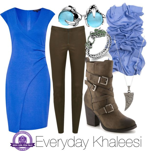 Everyday Cosplay: Khaleesi Daenerys Targaryen | Geek Girl Pen Pals Club #IGGPPC