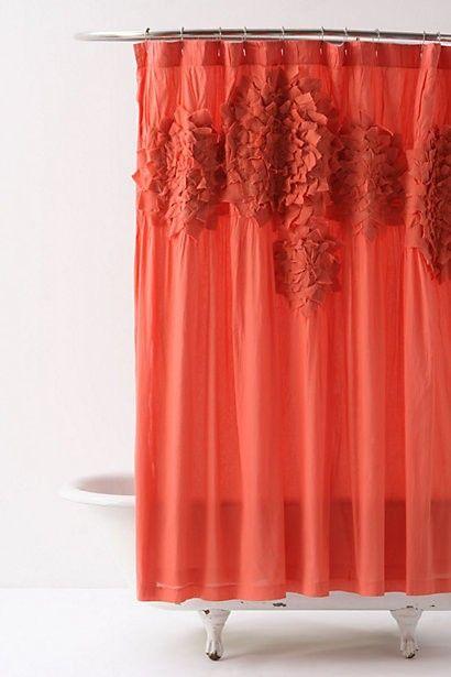 Decoracion y dise o decoraci n living decocasa ba o cortinas de ducha originales crochet - Cortinas ducha originales ...