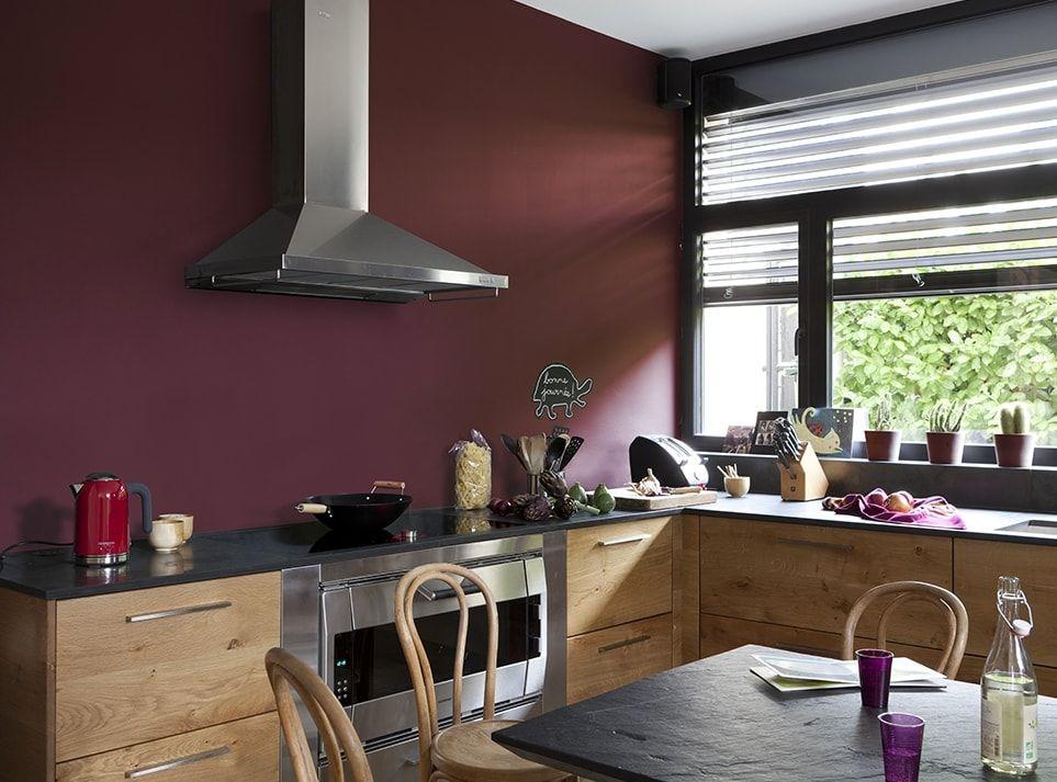 Conseils peinture pour une cuisine haute en couleur - Peinture Pour Carrelage De Cuisine
