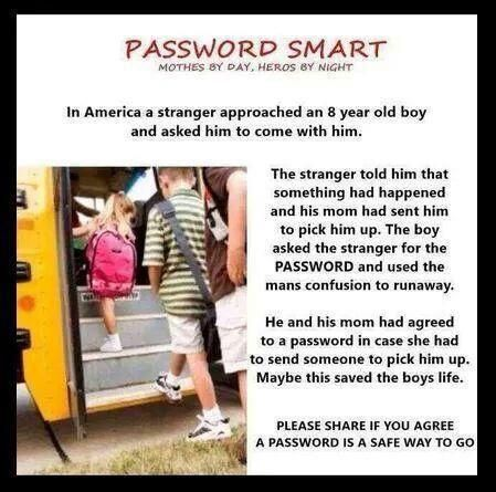 Awesome parenting idea