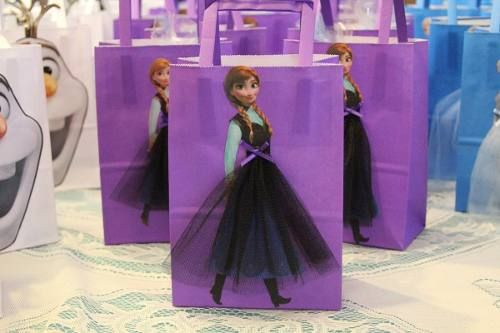 e284d37be bolsitas cumpleaños frozen souvenirs | party decor | Ana frozen ...