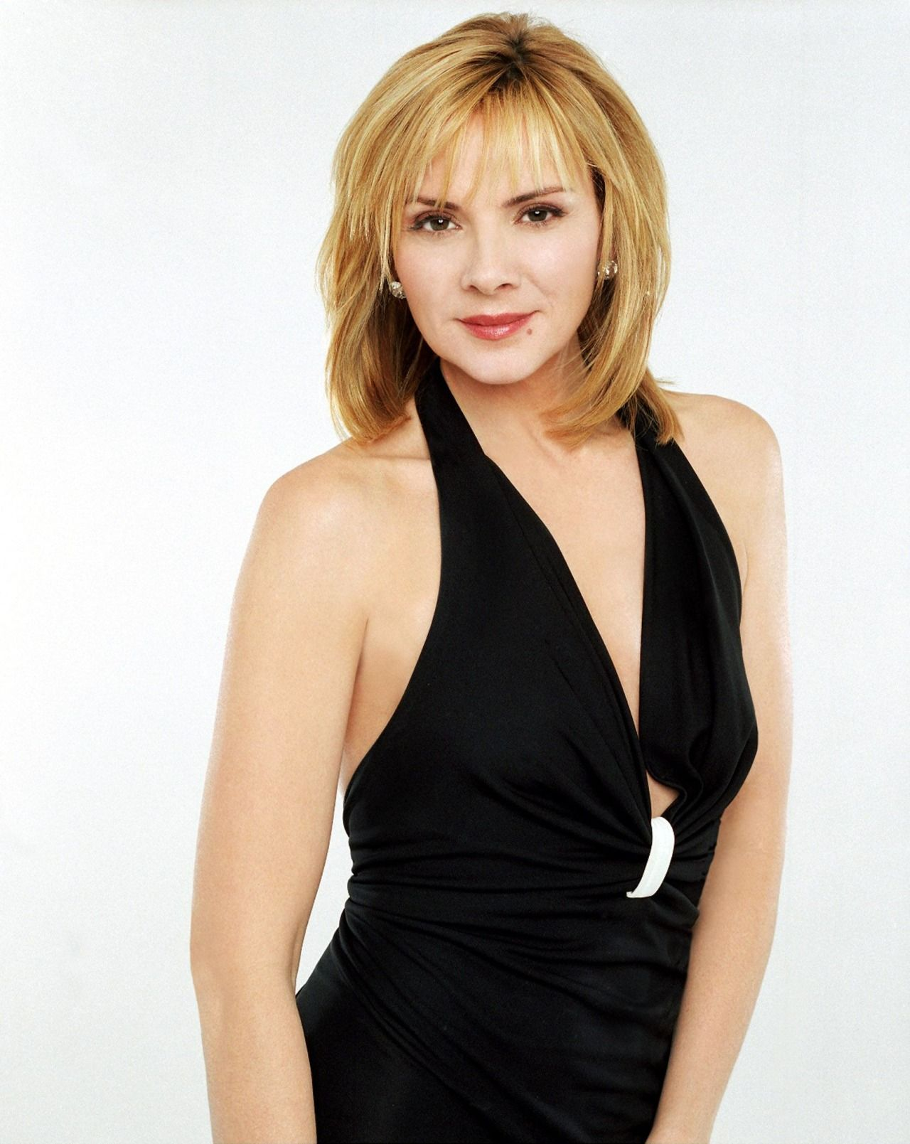 Kim Cattrall as Samantha Jones (Sex and the City)