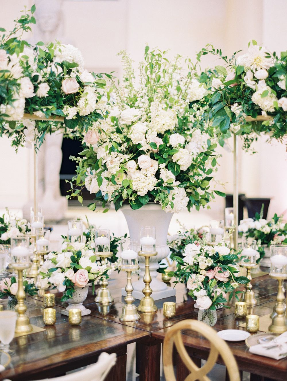 A Peony Lovers Dream Wedding Celebration at the St Louis Art Museum