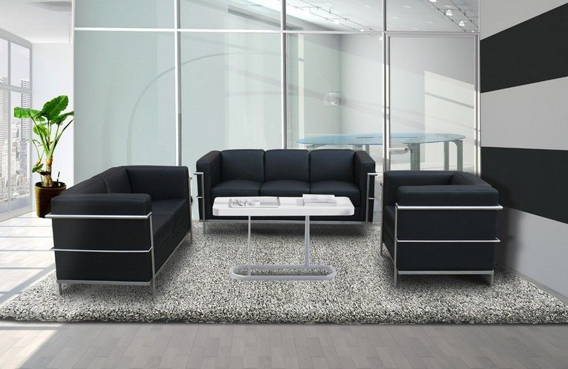 Modern office lounge furniture images for Modern office area