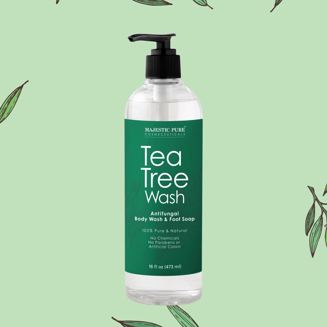 Photo of Tea tree body wash