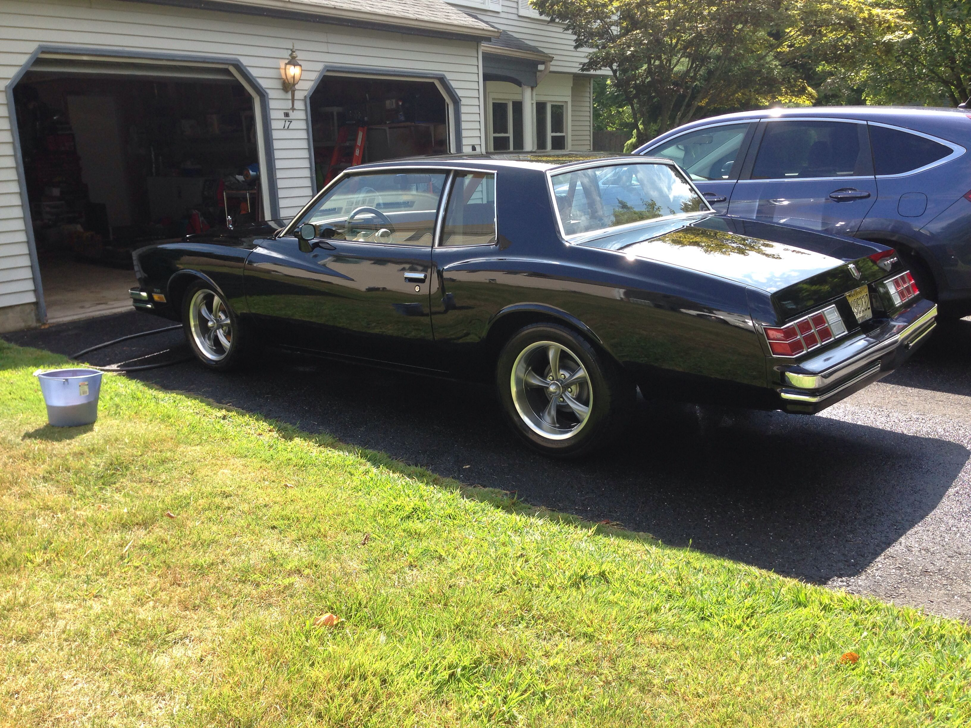 1980 Monte Carlo Cleaned Up Chevrolet Monte Carlo Donk Cars