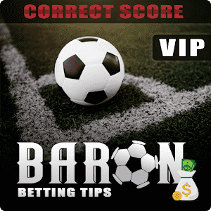 Baron Betting Tips Correct Score VIP Latest version apk in