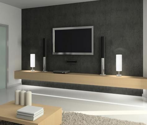 Tv Accent Wall Accent Walls In Living Room Wallpaper Accent