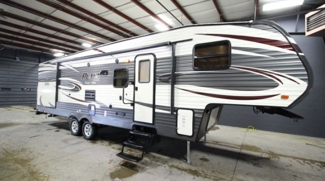 Details About 2018 Palomino Puma 295bhss Camper Fifth Wheel