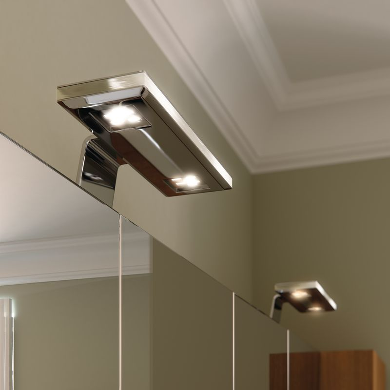 screwfix over cabinet lighting bathroom pinterest