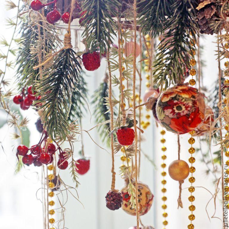 наших дней, новогоднее украшение на работе фото недорогой вариант ночной