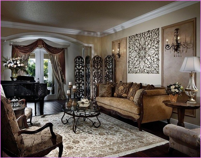 Iron Wall Decor Tuscan | Home Design Ideas | House | Pinterest ...
