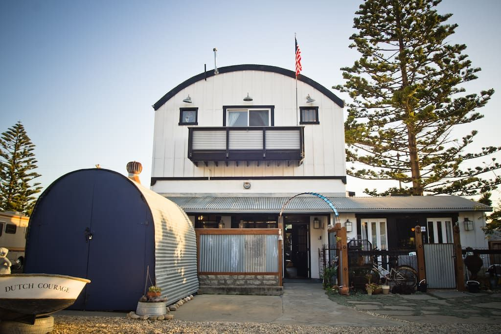 The Original Cayucos Beach House Houses For In California United States