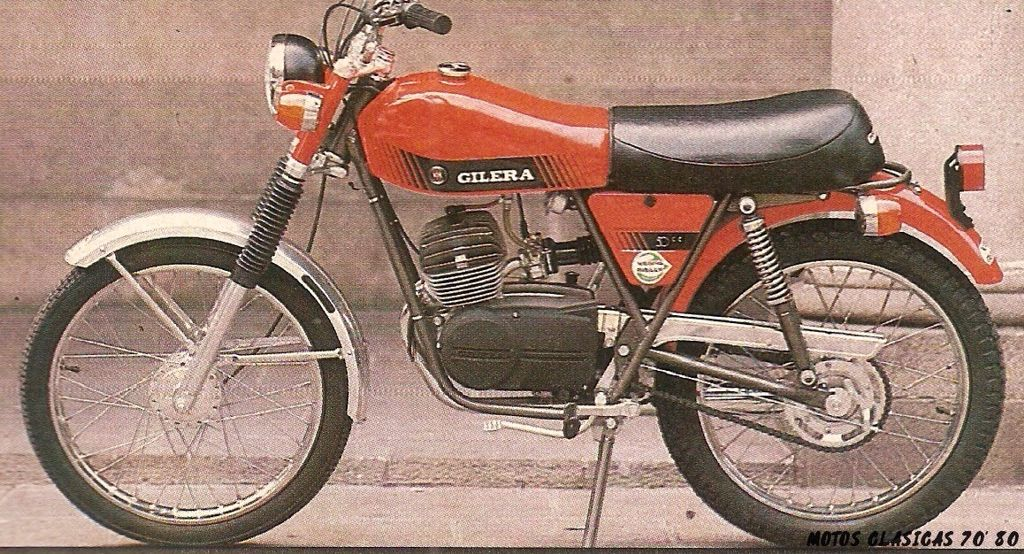 Gilera 50cc