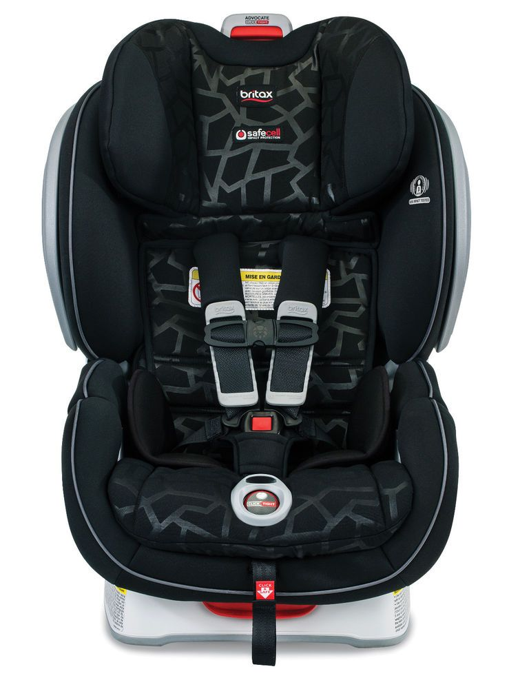 Britax Advocate Clicktight ARB Convertible Car Seat Child Safety Mosaic NEW
