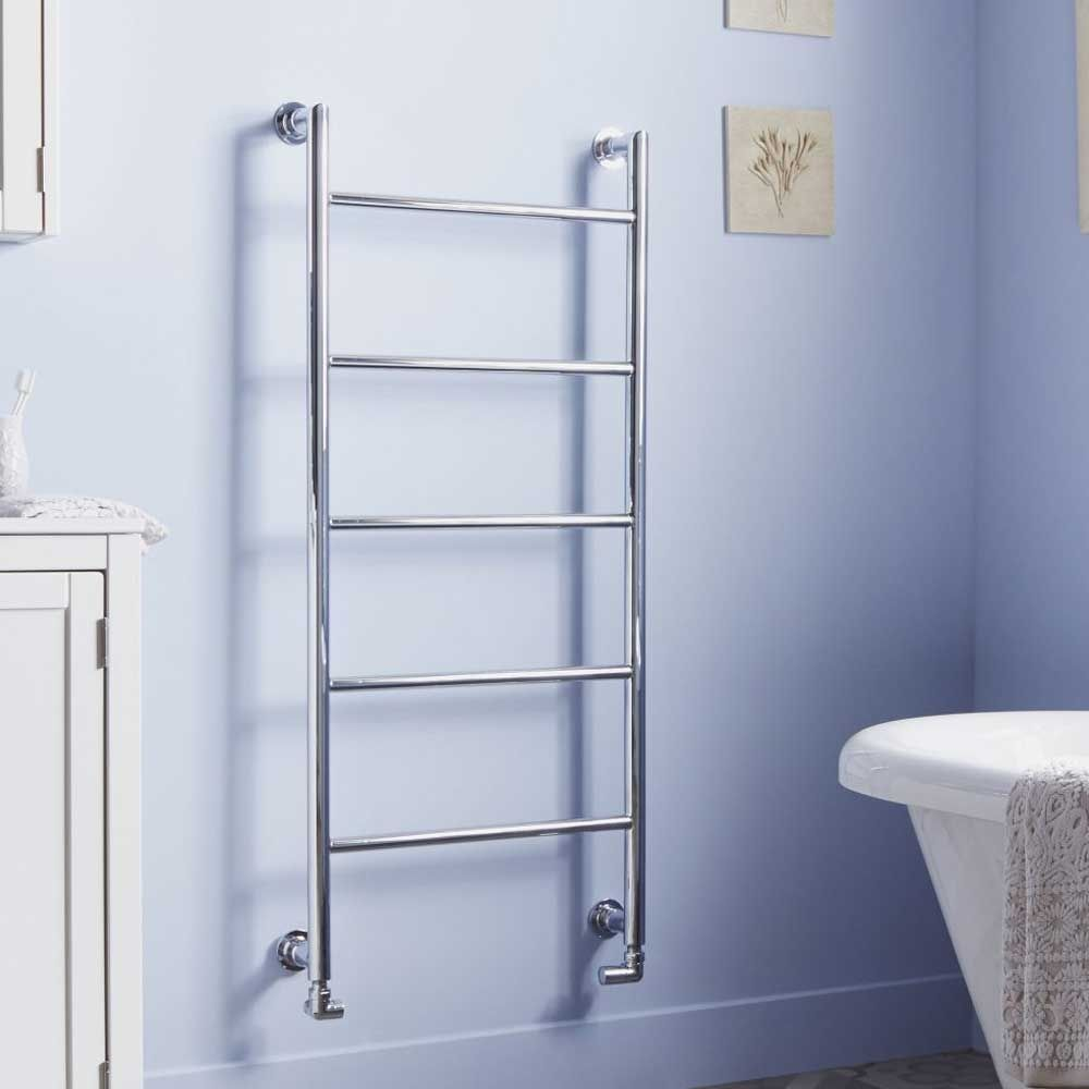 Heatwave Ballymore Designer Heated Towel Rail 1200mm