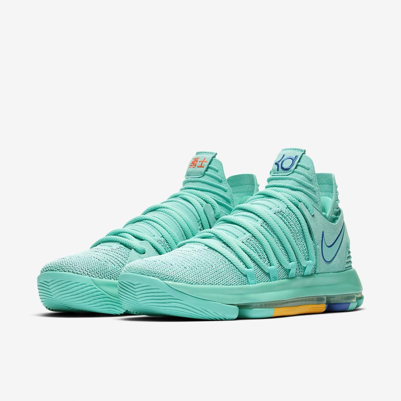Nike Kd X Hyper Turquoise Basketball Shoes Jump St Australia Womens Basketball Shoes Nike Basketball Shoes Basketball Shoes For Men