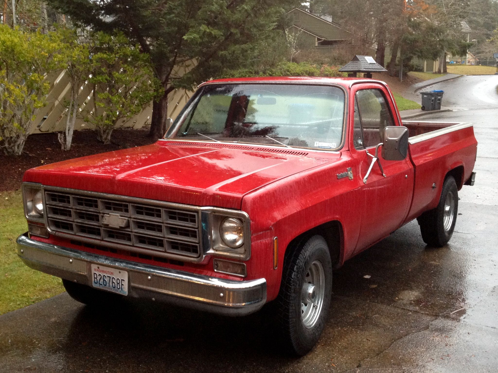 78 chevy c20 used to have one like this just with bigger wheels  [ 2048 x 1536 Pixel ]