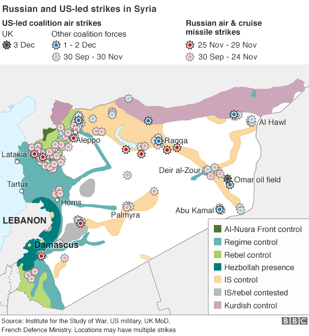 Russia wants syria ethnic cleansing syria and prime minister map showing us uk and russian airstrikes on syria gumiabroncs Choice Image